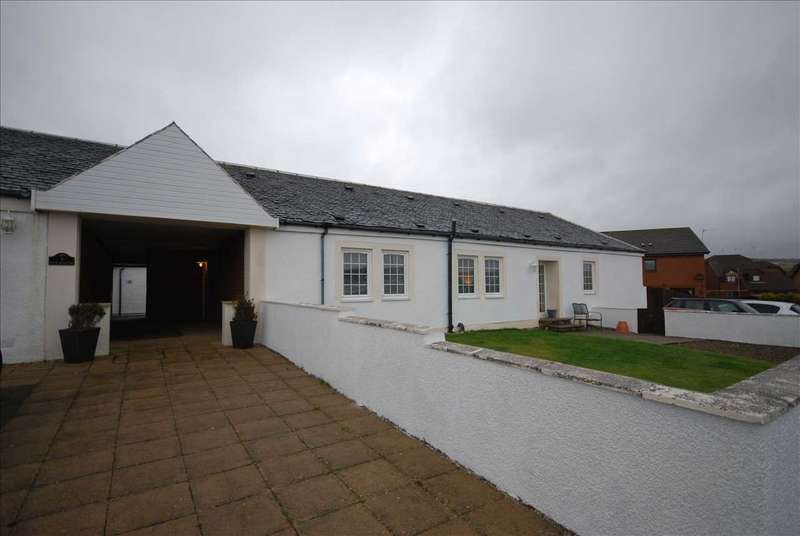 5 Bedrooms Bungalow for sale in The Manor, South Isle Road, Ardrossan