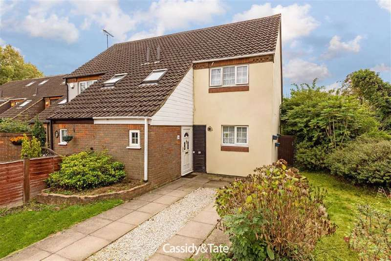 3 Bedrooms End Of Terrace House for rent in Blueberry Close, St Albans, Hertfordshire