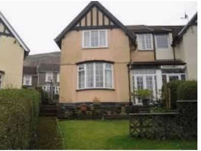 4 Bedrooms Semi Detached House for sale in Llyn Crescent, Porth