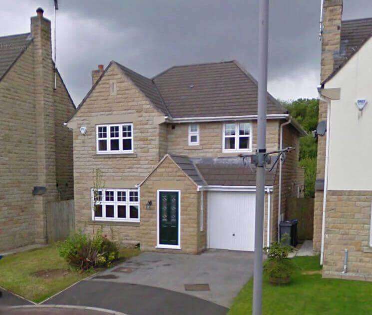 4 Bedrooms Detached House for sale in Penny Lodge Lane, Loveclough, Rossendale