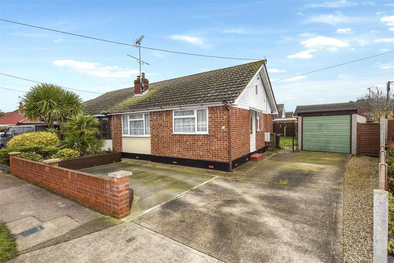 2 Bedrooms Semi Detached House for sale in Juliers Road, Canvey Island