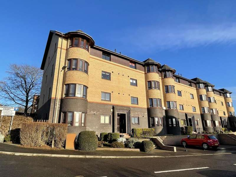 2 Bedrooms Flat for rent in Carmichael Court, Dundee, DD3 6LS