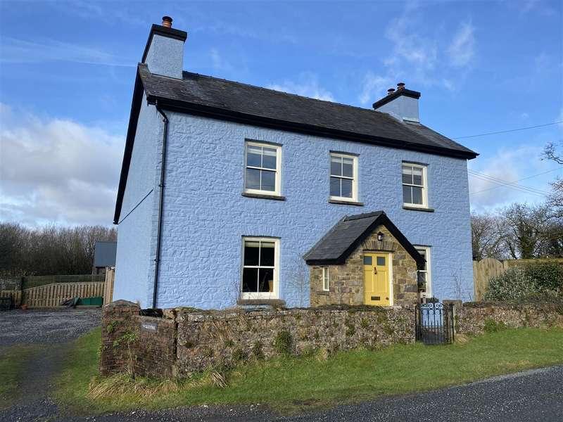 House for sale in Gwynfe Road, Ffairfach, Llandeilo