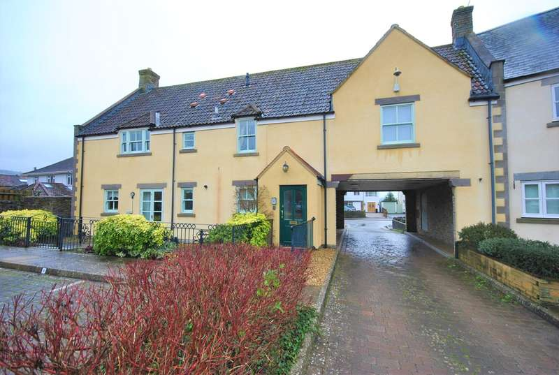 4 Bedrooms Flat for sale in Ostrey Mead