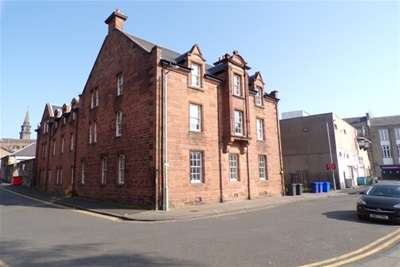 2 Bedrooms Flat for rent in Weighhouse Close, Paisley