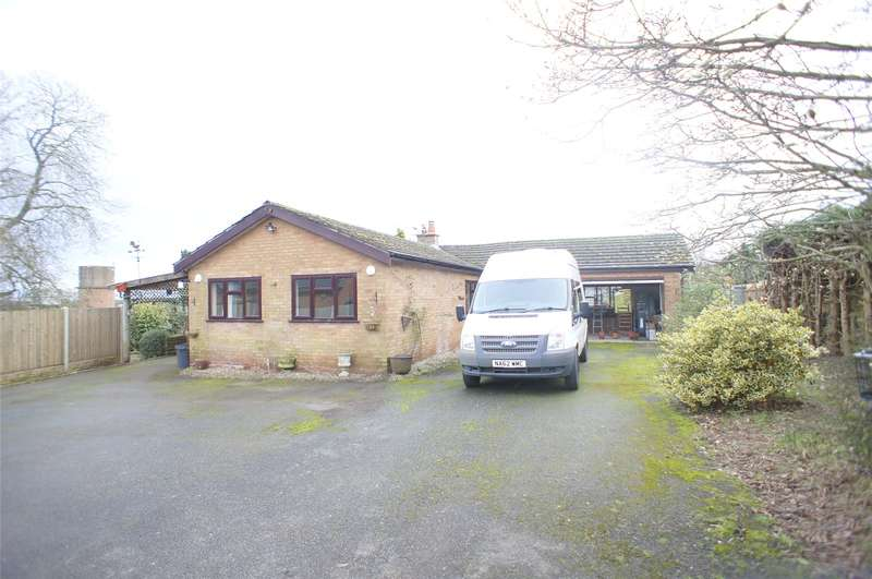 3 Bedrooms Detached Bungalow for rent in Station Road, Ditton Priors, Bridgnorth, Shropshire, WV16 6SS
