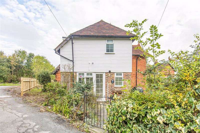 3 Bedrooms Semi Detached House for sale in Spout Lane Cottages, Crockham Hill, Kent