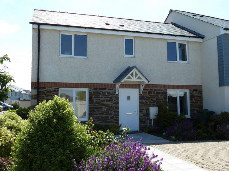 3 Bedrooms Semi Detached House for rent in Penwethers Crescent, Truro