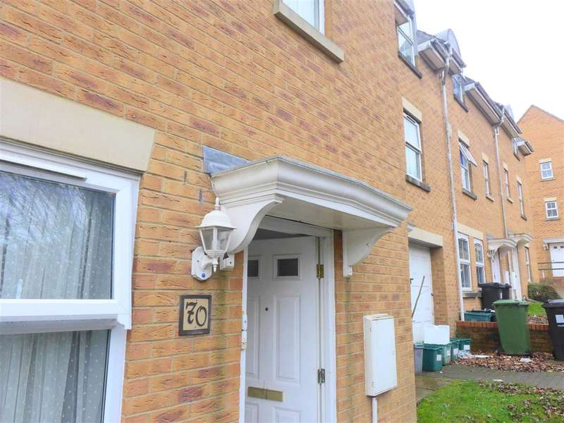 5 Bedrooms Terraced House for rent in Casson Drive, Stapleton, Bristol