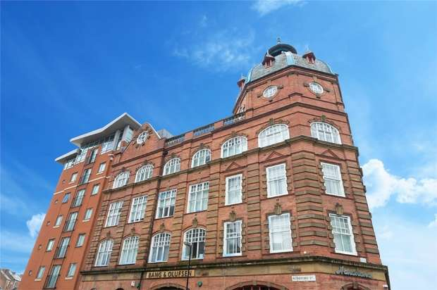 2 Bedrooms Flat for rent in The Printworks Penthouse, Rutherford Street, NEWCASTLE CITY, Newcastle upon Tyne, Tyne and Wear
