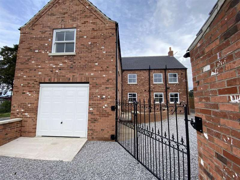 5 Bedrooms Detached House for sale in Gowdall Lane, Snaith, Goole