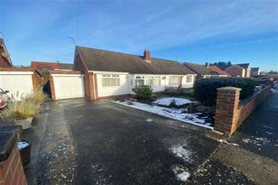 2 Bedrooms Bungalow for rent in Leander Avenue, Chester Le Street