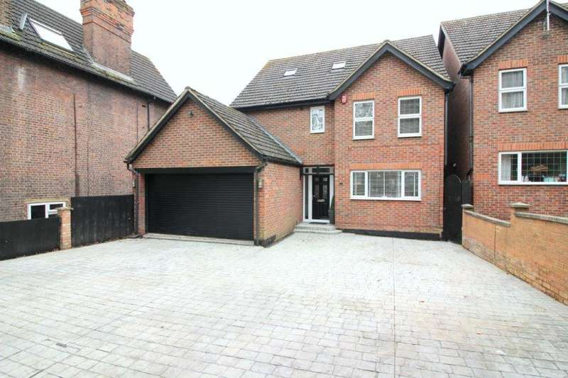 5 Bedrooms Detached House for sale in Crescent Rise, Luton, Bedfordshire, LU2 0AT