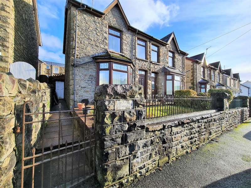 3 Bedrooms Semi Detached House for sale in Campbell Terrace, Mountains Ash, CF45 4AE