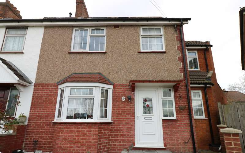 10 Bedrooms Semi Detached House for sale in The Green, London