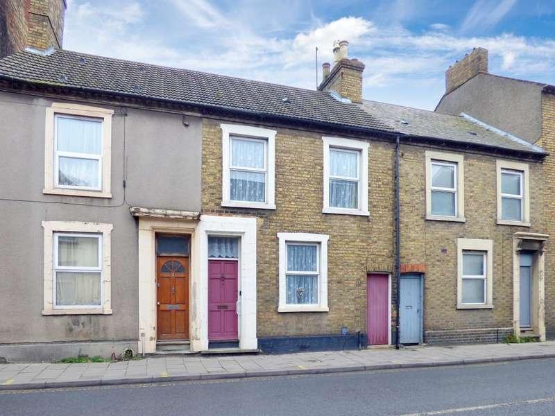 2 Bedrooms Terraced House for sale in Prebend Street, Bedford, MK40 1QN