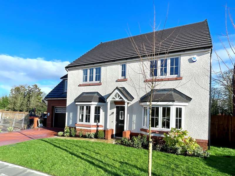 4 Bedrooms Detached House for sale in Lenton Avenue, Formby, Liverpool, L37