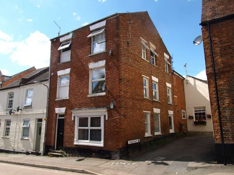 3 Bedrooms End Of Terrace House for sale in Silver Street, Newport Pagnell.