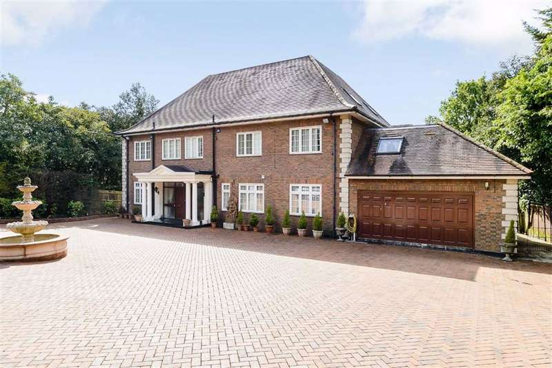 9 Bedrooms Detached House for sale in Barnet Road, Arkley, Hertfordshire