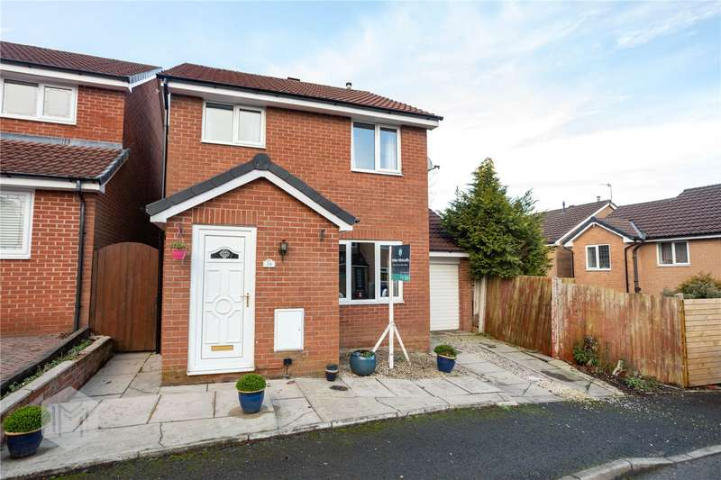 4 Bedrooms Detached House for sale in Falstone Avenue, Ramsbottom, Bury, Greater Manchester, BL0