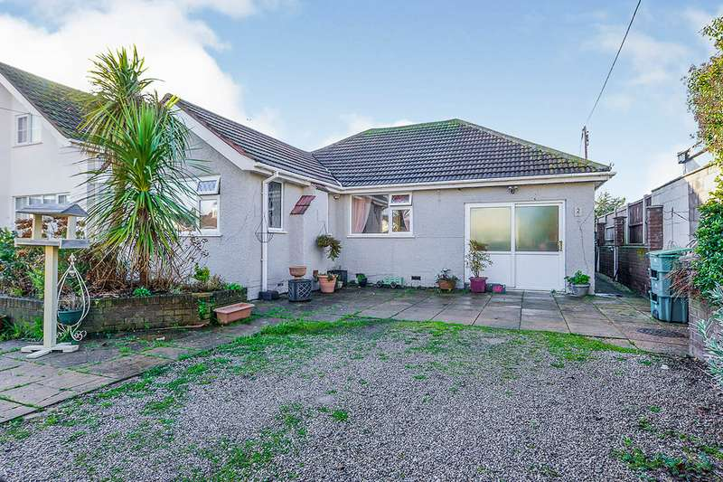 2 Bedrooms Detached Bungalow for sale in Penisaf Avenue, Towyn, Abergele, Conwy, LL22