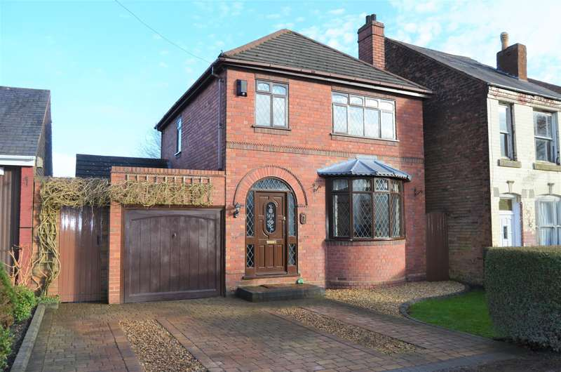 3 Bedrooms Detached House for sale in Whites Drive, Sedgley, DY3 1JG
