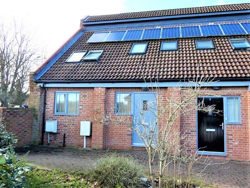 3 Bedrooms Town House for sale in Sangha Close, Bradgate Heights, Leicester