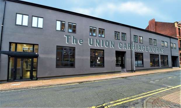 3 Bedrooms Apartment Flat for sale in The Union Lofts, 50 Guildhall Street, Preston, PR1