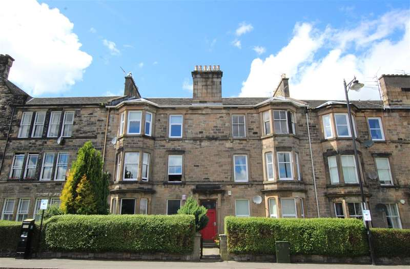 2 Bedrooms Flat for rent in Wallace Street, Stirling