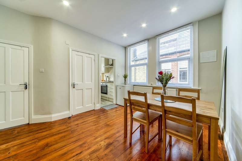 3 Bedrooms Maisonette Flat for sale in Welham Road, London, SW16