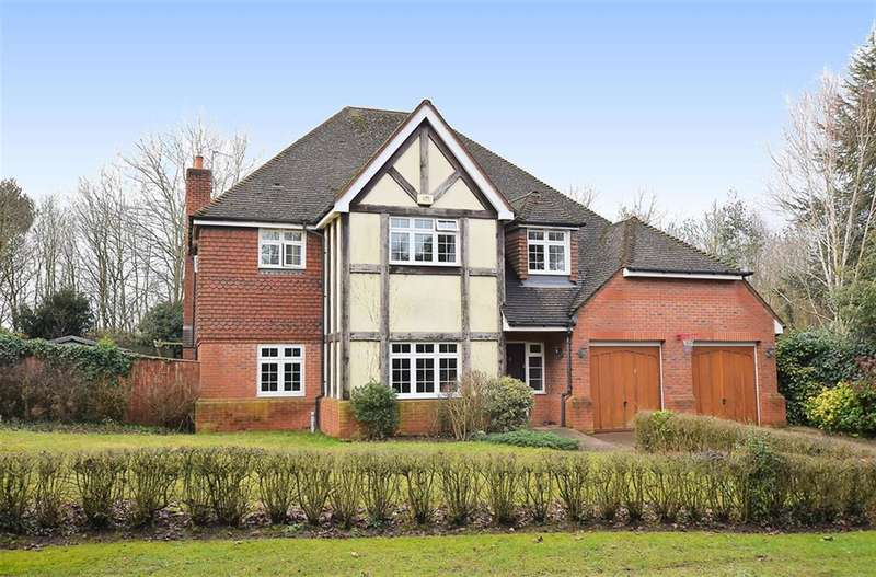 5 Bedrooms Detached House for sale in Hampton Grange, Meriden, Coventry, Warwickshire