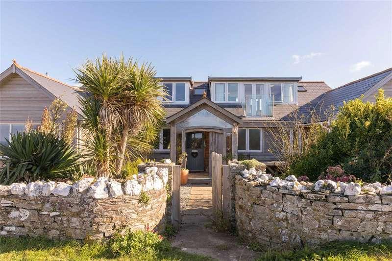 5 Bedrooms Detached House for sale in Trevillick, Tintagel, Cornwall, PL34