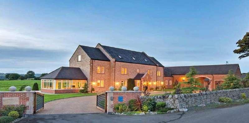 7 Bedrooms Detached House for sale in Bradbourne, Derbyshire