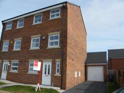 4 Bedrooms Semi Detached House for sale in The Lanes, Darlington
