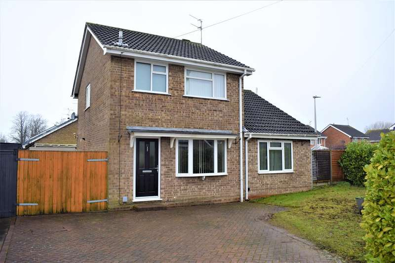 4 Bedrooms Detached House for sale in York Road, Brigg