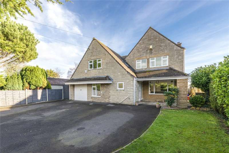 5 Bedrooms Detached House for sale in Martock Road, Long Load, Langport, Somerset, TA10