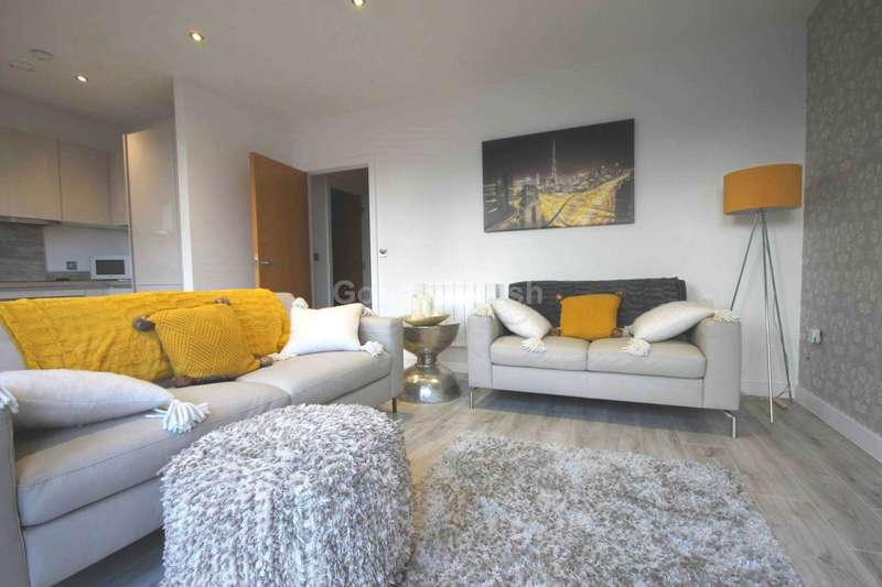2 Bedrooms Apartment Flat for rent in Roper Court, George Leigh Street, Manchester