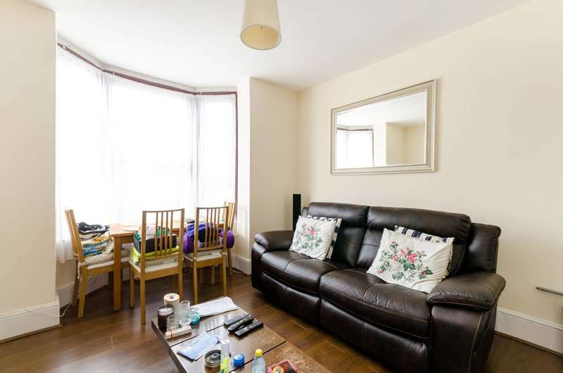 2 Bedrooms Flat for sale in Lonsdale Road, South Norwood, SE25