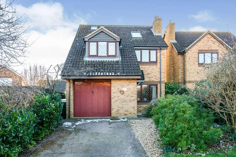 4 Bedrooms Detached House for sale in Studley Road, Wootton, Bedford, Bedfordshire, MK43