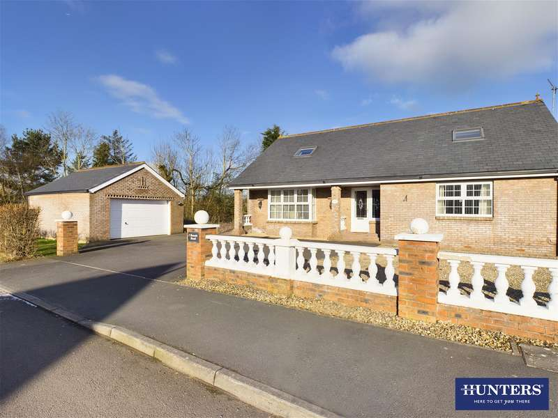 4 Bedrooms Detached Bungalow for sale in Loanwath Road, Gretna, DG16 5ES