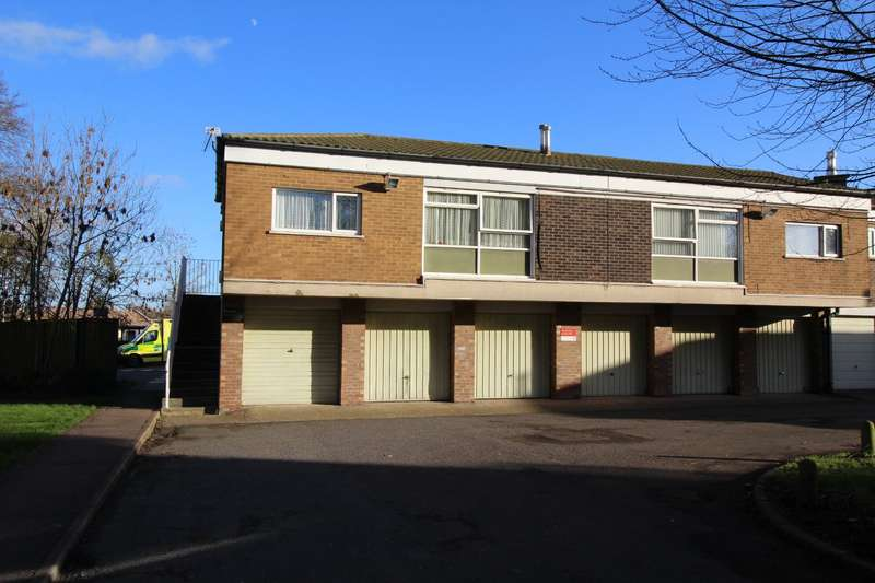 1 Bedroom Apartment Flat for sale in Severn Way, Bedford, Bedfordshire, MK41