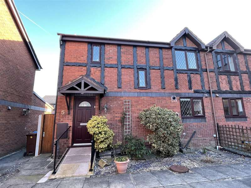 3 Bedrooms Mews House for sale in Gilderdale Court, Lytham