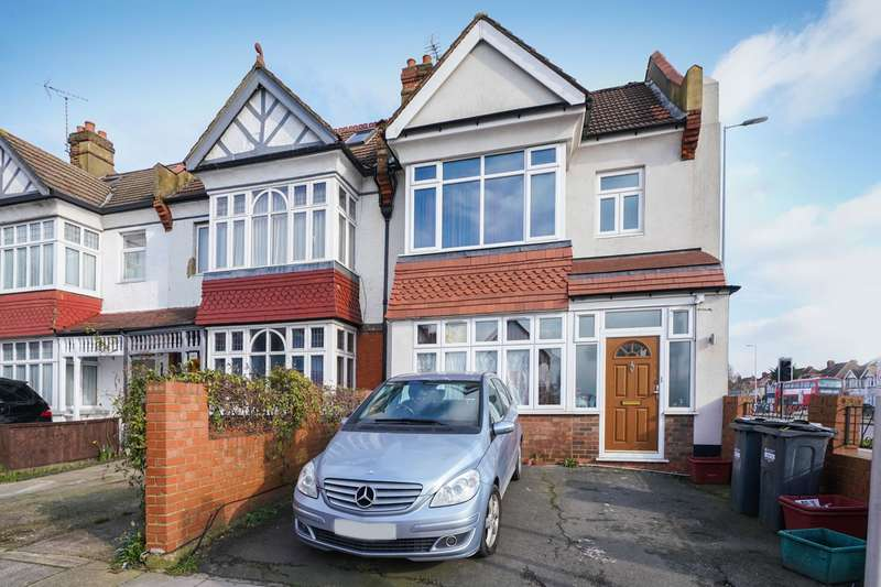 5 Bedrooms Semi Detached House for sale in Thornbury Road, Isleworth, TW7
