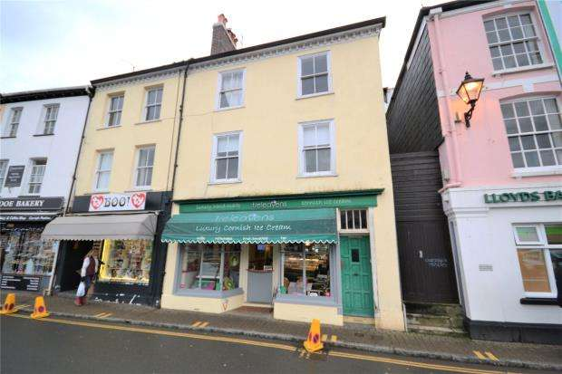 4 Bedrooms Commercial Property for sale in Fore Street, East Looe, Looe, Cornwall