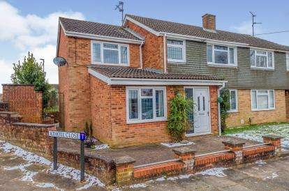 4 Bedrooms Semi Detached House for sale in Atholl Close, Luton, Bedfordshire