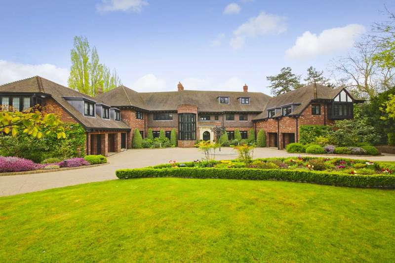 8 Bedrooms Detached House for sale in Totteridge Common, London N20