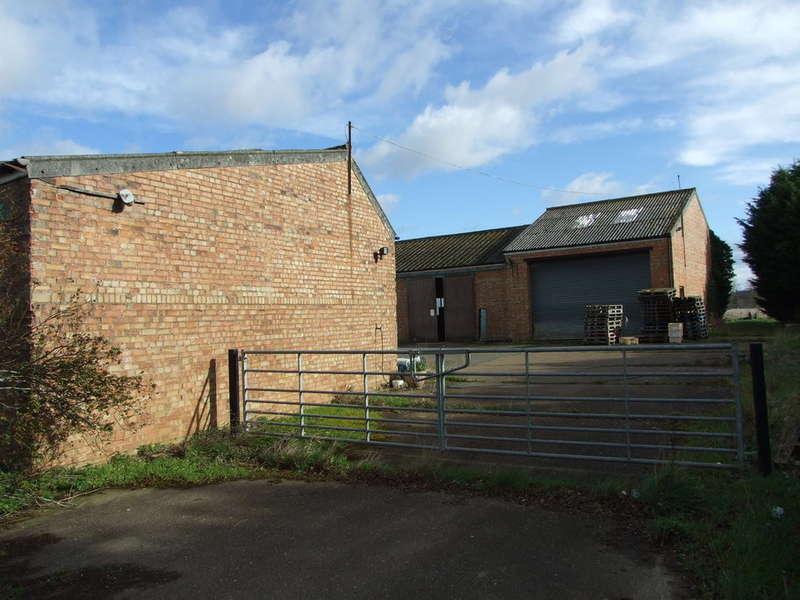 Land Commercial for sale in Vinegar Hill, Brook End, Hatch, SG19