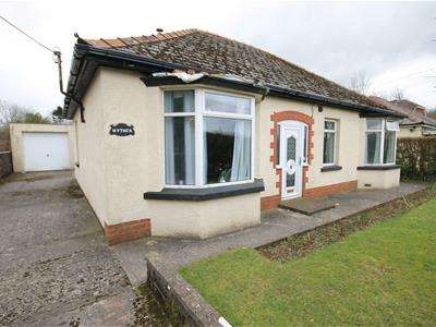 3 Bedrooms Detached Bungalow for sale in Forest Road, Llanharry, Pontyclun