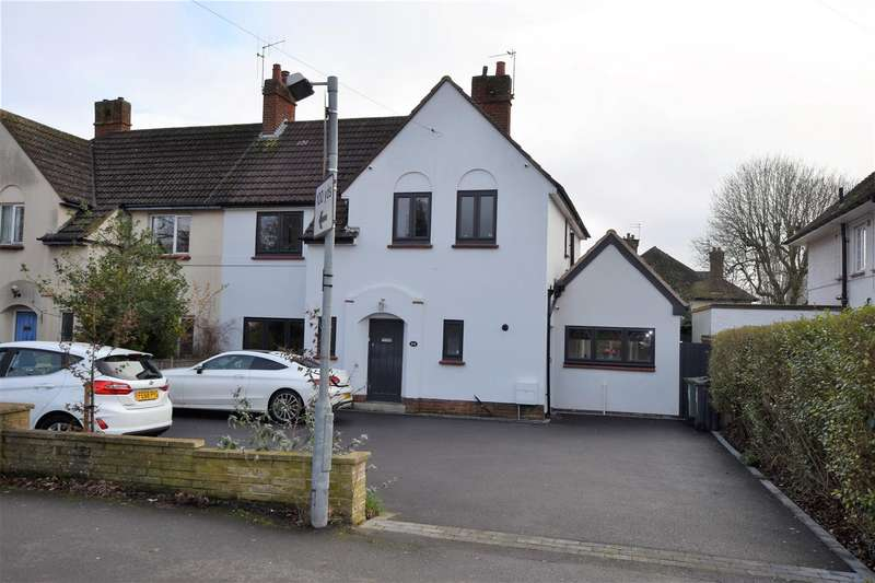 4 Bedrooms Semi Detached House for sale in Ashby Road, Loughborough