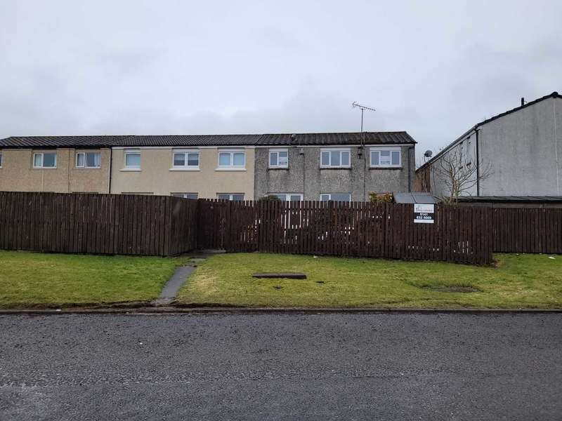 3 Bedrooms End Of Terrace House for rent in Lint Brae, Stewarton
